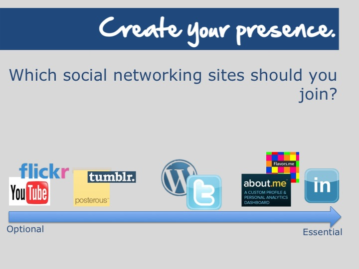 Which Social Networking Sites Should You Join