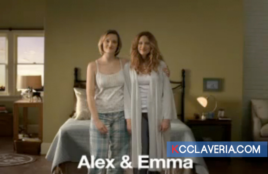 Alex and Emma - K-Y Intense television commercial - kcclaveria.com