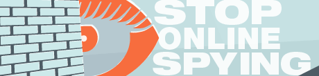 Stop Online Spying campaign by Open Media