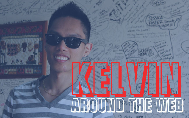 Kelvin Claveria - press and written work