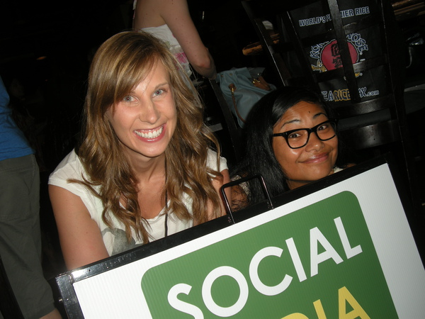 Social Media Club Vancouver - #smcyvrtweetup