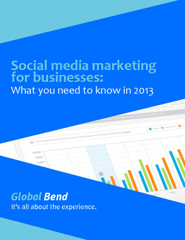Free ebook: Social media marketing for businesses: What you need to know in 2013