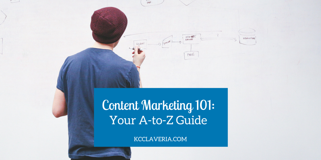 Content marketing basics - most frequently asked questions and content strategy concepts