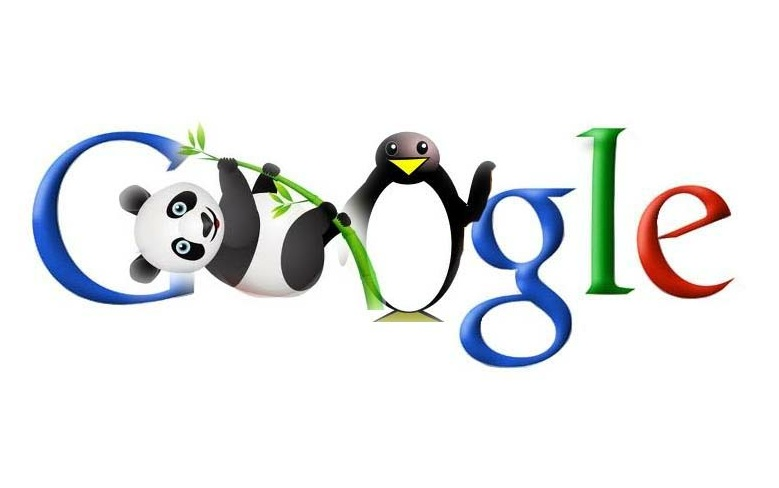 Google - Panda and Penguin updates