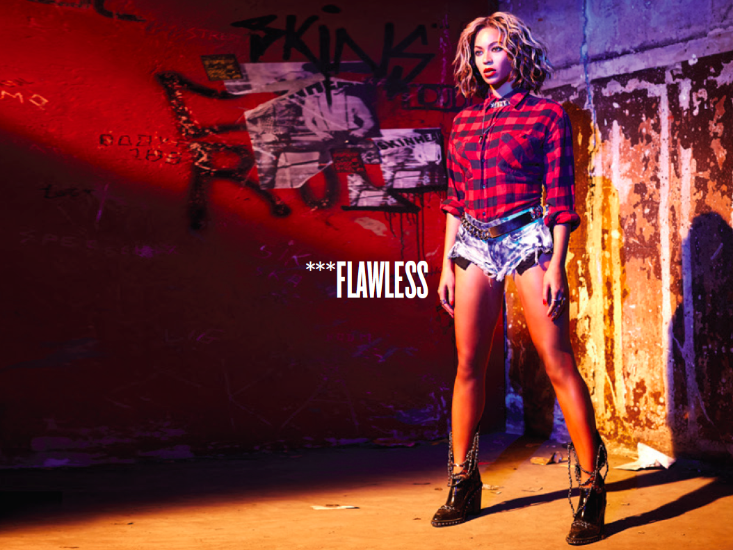 Beyoncé - Flawless marketing lessons