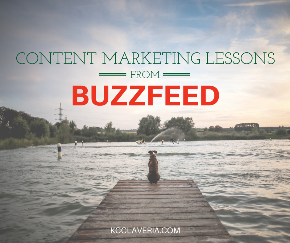 4 unexpected content marketing lessons from BuzzFeed