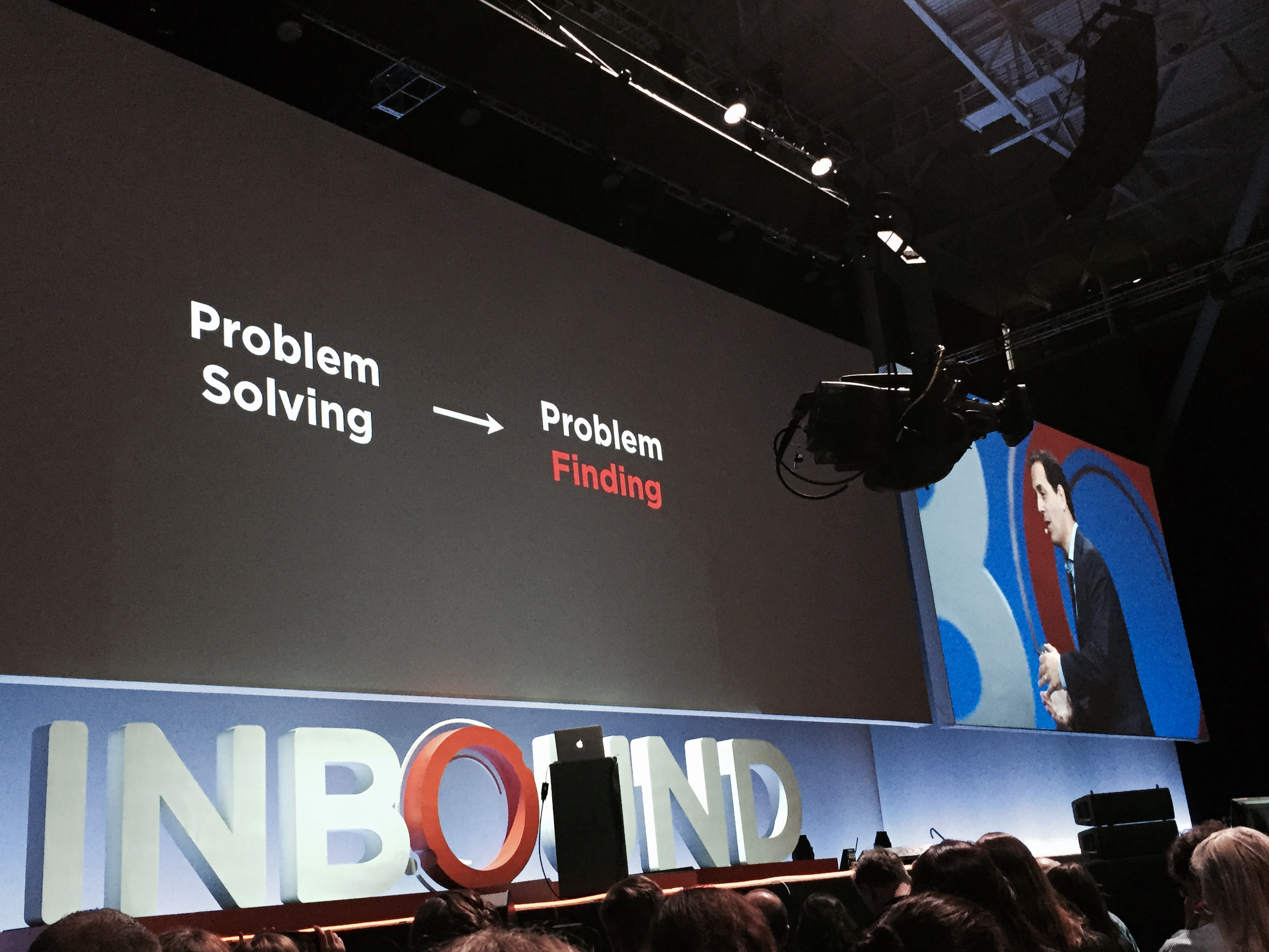 The new reality of sales, according to Daniel Pink. #INBOUND15
