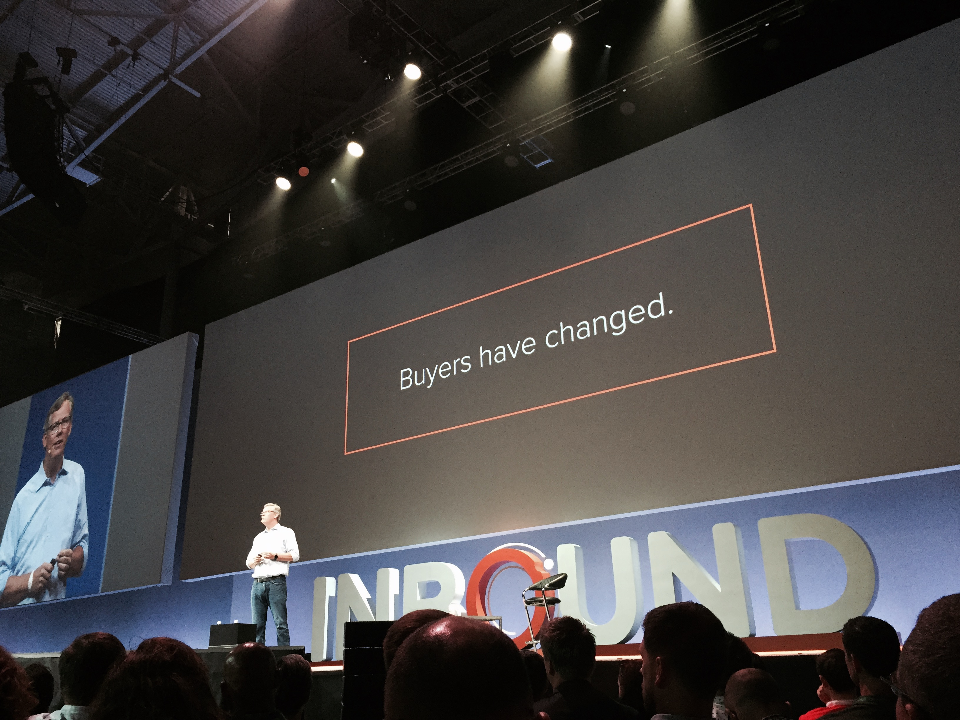 #INBOUND15 - Top 10 takeaways (Boston)