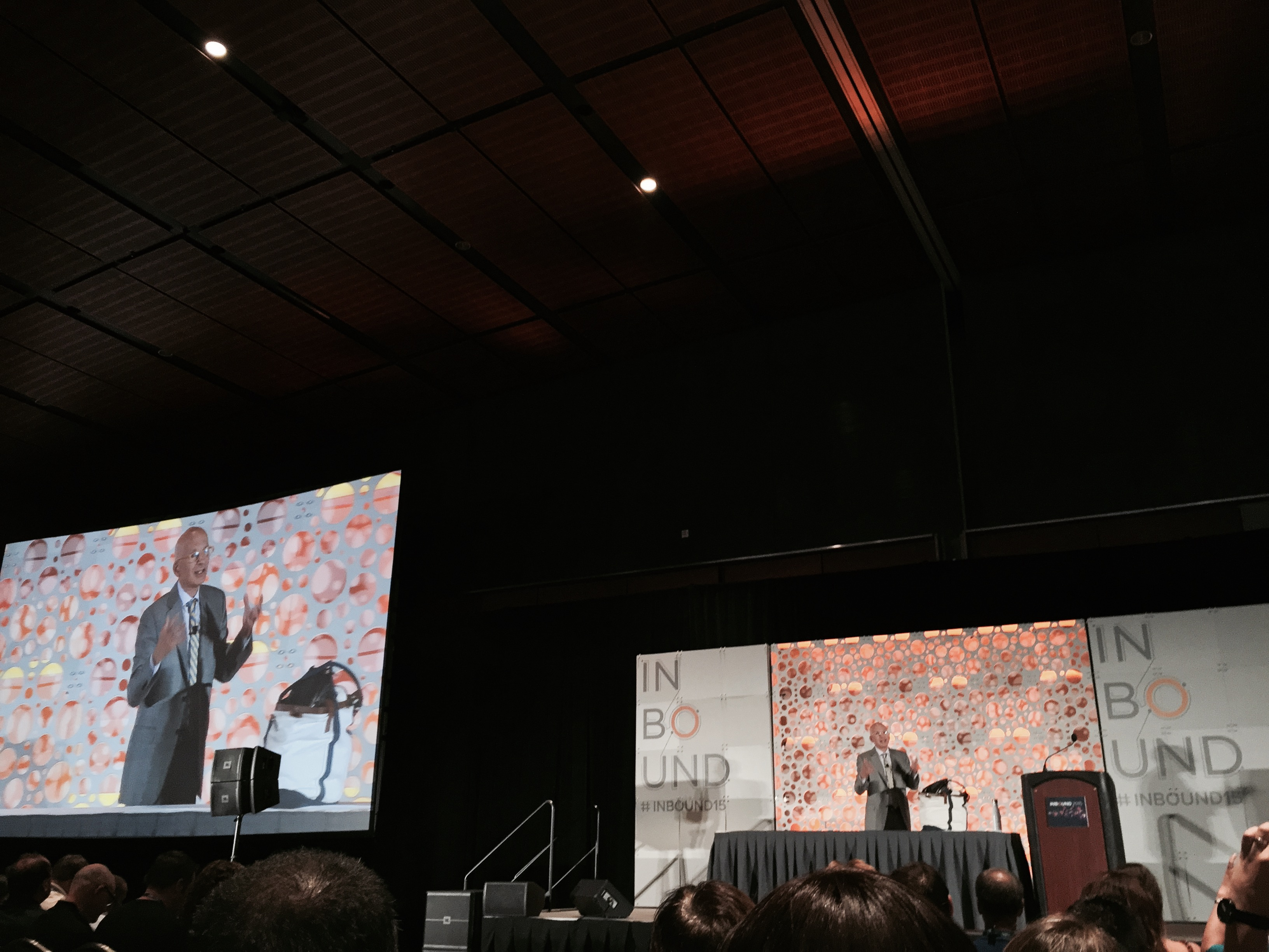 #INBOUND15: All my notes from Hubspot's 2015 INBOUND conference