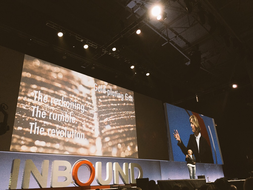 Brent Brown - #INBOUND15