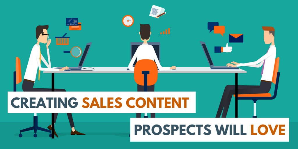 How to create content your prospects will love